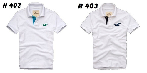 Camisetas Polo Abercrombie & Fitch E Hollister!!!