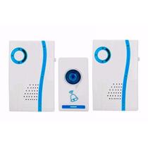 Campanhia Sem Fio Wireless 2 Receptores 100 Metros