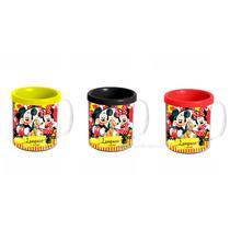 20 Caneca Personalizada Turma Do Mickey Aniversário