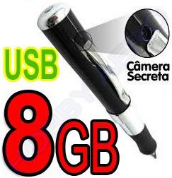 Caneta Espiã Camera Filmadora, Filma E Tira Fotos 1280 X 960