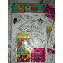 Kits Personalizados Para Colorir (kit Com 30 Unidades)