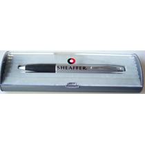Caneta Esfero Sheaffer Javelin 124-2- Matte Silver Aço Prata