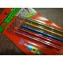 Conjunto De 5 Canetas Coloridas De Gel E Gliter Japão