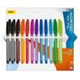 Caneta Kilometrica 100 Colorz C/24 Unidades Paper Mate