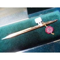 Lapiseira Ouro 18 Kt Original Cross Raridade