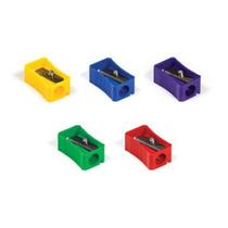 Apontador Simples 50 Un - Cores Sortidas - Faber Castell