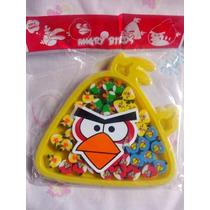 Kit Angrybird Borrachas Divertidas