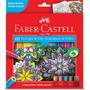 Lápis De Cor - 60 Cores - Faber Castell - Edição Limitada