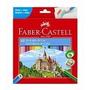 Lapis De Cor Faber Castell C/ 48 Cores