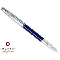 Caneta Tinteiro Sheaffer 100 Azul Translúcido - Promoção