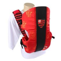 Canguru Flamengo Carrega Bebe Sling Modelo Luxo Babador