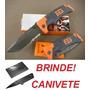 Canivete Bear Grylls - Gerber - Modelo Nº 02 Scout + Brinde