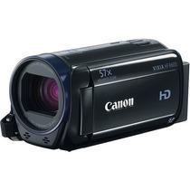 Filmadora Canon Vixia Hfr600 Full Hd Hdmi Entrada De Mic.
