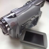 Filmadora Mini Dv Canon Zr200 Estado Se Novo Com Dv E Case