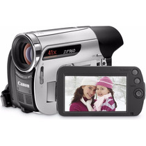 Filmadora Canon Zr 960 Mini Dv