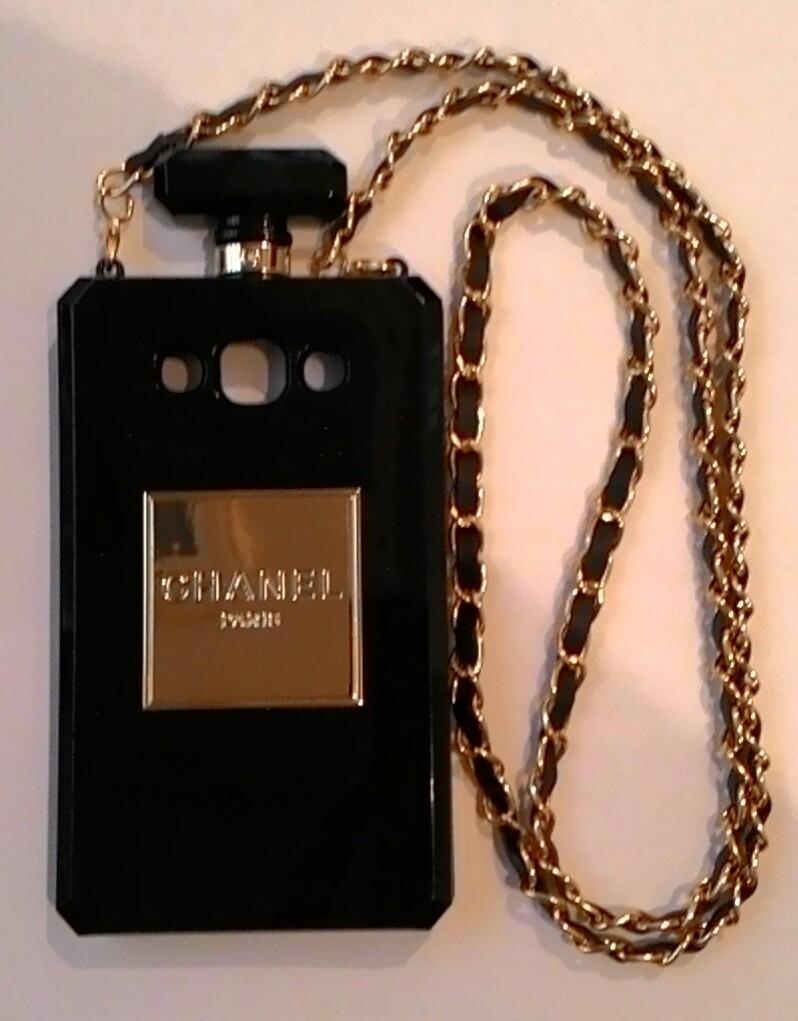 capa case chanel perfume samsung galaxy gran prime duos