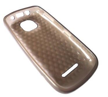 Capa De Silicone Tpu Celular Nokia Asha 311 + Promoção - R$ 4,90 no ...