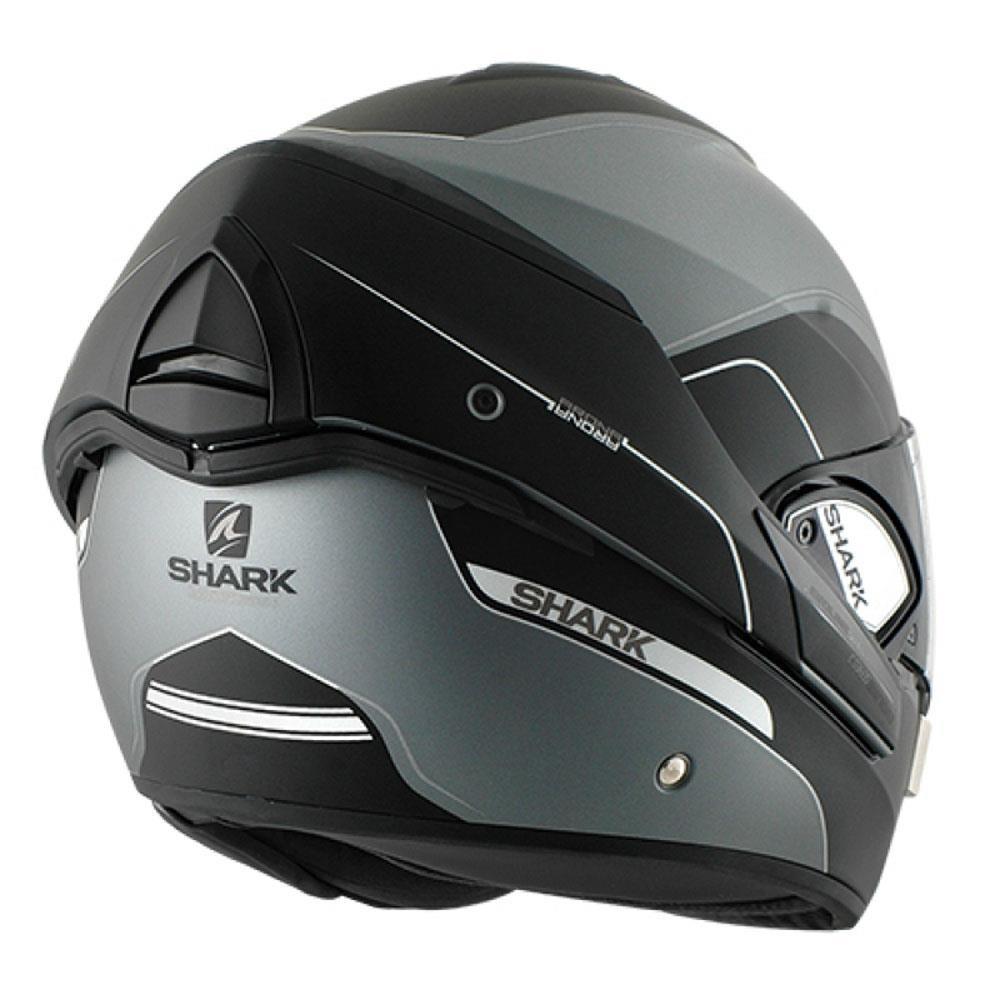capacete shark evoline serie 3 arona skw 58 r no mercadolivre. Black Bedroom Furniture Sets. Home Design Ideas