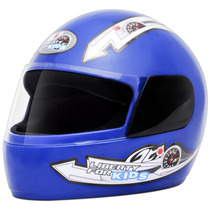 Capacete Pro Tork Liberty For Kids Infantil Masculino Azul