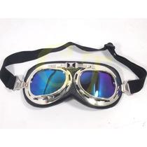 Oculos Para Motociclista Tipo Aviador.