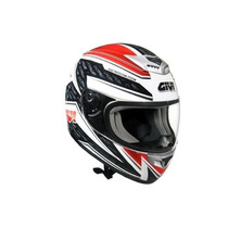 Capacete Givi H50.3f Vermelho/branco 57/58 Rs1