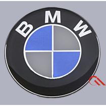 Kit 2 Adesivos Resinados Logo Bmw 2,5cm Moto Capacete, Carro