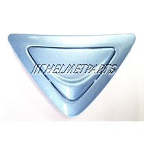 Entrada De Ar Shark S500 S500air Inferior Azul Metálicoclaro