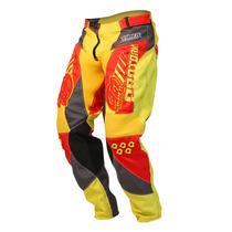 Calça Pro Tork Viber Flame Motocross Trilha Lançamento 2013
