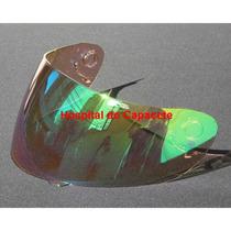 Viseira Shad / Mhr E Norisk Ff336 Rainbow Incolor Camaleão