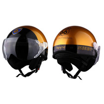Capacete Kraft Route 66 Sheriff Harley Drag Shadow