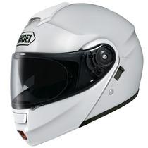 Capacete Shoei Neotec Mono Articulado Branco 55/56 Rs1