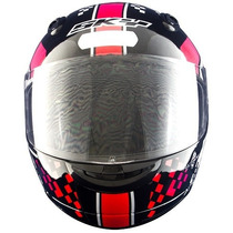 Capacete Motosky Collection Sky Race Flag Comet Gtr Yamaha