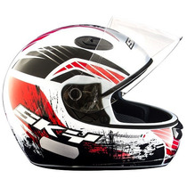 Capacete Motosky Collection Sky Phantom Comet Gtr Yamaha