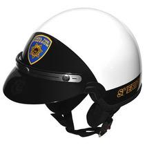 Capacete Kraft Sheriff Custom Harley Shadow Boulevard Drag