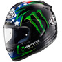 Capacete Arai Chaser-v Hopkins Monster - Inmetro E Nfe