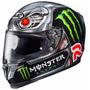 Capacete Hjc R-pha-10 Speed Machine Jorge Lorenzo 99 Moto Gp