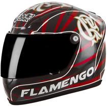Mini Capacete Flamengo Produto Oficial Decorativo Pro Tork