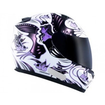 Capacete Mt Blade New Butterfly - Motosprint