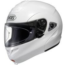 Capacete Shoei Multitec Mono Articulado Branco 57/58 Rs1