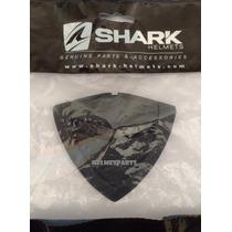Entrada De Ar Shark Evoline 3 Inferior Frontal Preto Fosco