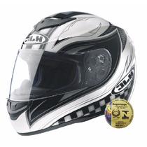 Capacete Corrida Moto / Cart Hjc Cl-st Mc5 Krave Garantia Nf