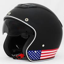 Capacete Astone Sporster American Eagle