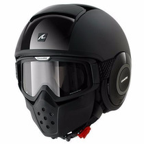 Capacete Shark Raw - Dual Black
