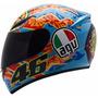 Capacete Agv K3 Valentino Rossi 46 - Mugello 2001