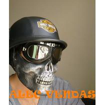Mascara Caveira - Proteção Motociclista
