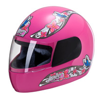 Capacete Moto Pro Tork Feminino Liberty Four For Girls Preto
