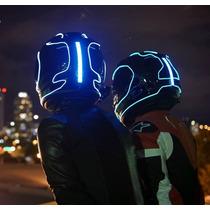 X Helmets Electroluminescente