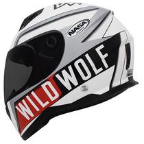 Capacete Nasa Sh-881 Wild Wolf ***lançamento*** 56,58,60