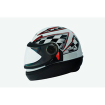 Capacete Moto Taurus San Marino Modelo Novo Viseira 2mm