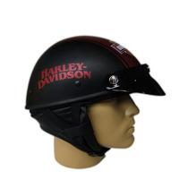 Capacete Custom - Personalizado Harley Davidson - Skull